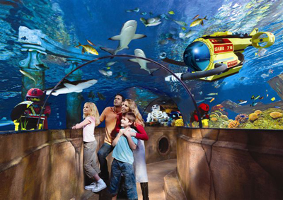 LEGOLAND ATLANTIS by SEA LIFE
